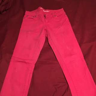 Bluenotes Pants (low Rise- Super Skinny)