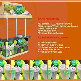Buko Nut Foodcart Franchising Business