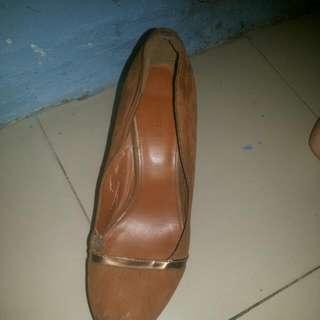 Sepatu Wedges Cnk Ori
