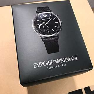 Armani Connected Hybrid Smart watch