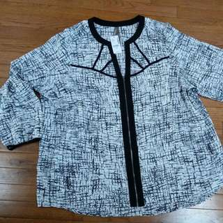 Woman's Blouse size 3X