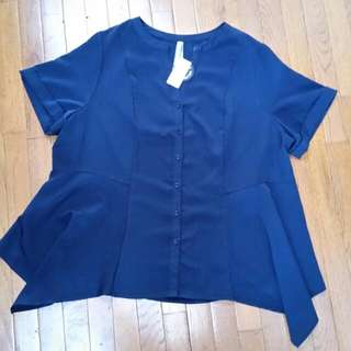Woman's Blouse size 1X