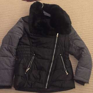 Short Winter Jacket By William Rast