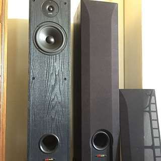 R30 Series Polkaudio Floor Standing Speaker