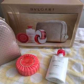 BVLGARI香水禮盒