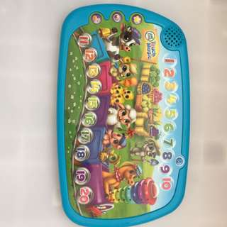 Leap frog touch magic counting train