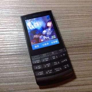 Nokia X3-02 音樂機