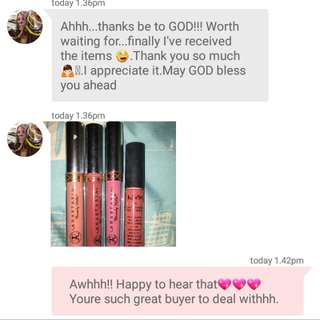 Happy  Customer ❤💯💕