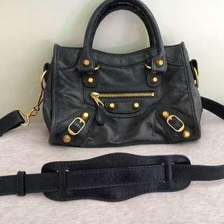 Balenciaga Mini Giant City Bag (Replica)