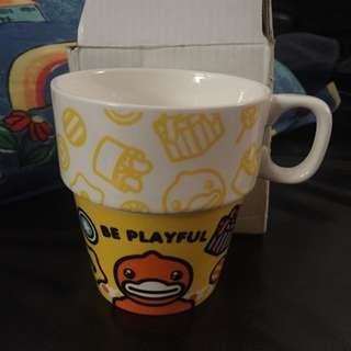 B Duck杯 陶瓷杯 飲水杯