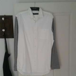 Goliath Long Sleeve Button Up