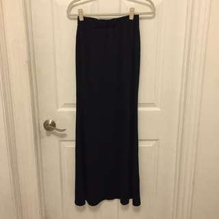 Sparkle & Fade Maxi Skirt