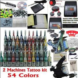 High tattoo machine sets ( T043) INSTOCK
