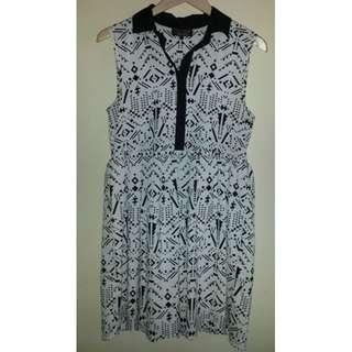 Madonna Material World Shirt Dress