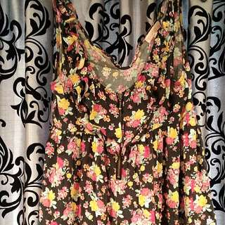 Floral Ripcurl Dress