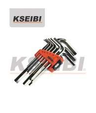 Hex Key Wrench Set available in inches and mm