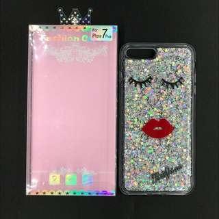 Iphone7 Plus手機殼可愛表情款