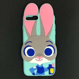 Iphone7 Plus 兔子軟殼手機殼