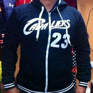 Cavs Hoodie Jacket ( XL )