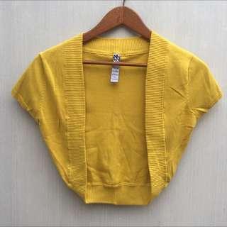 Yellow Bolero by Magnolia