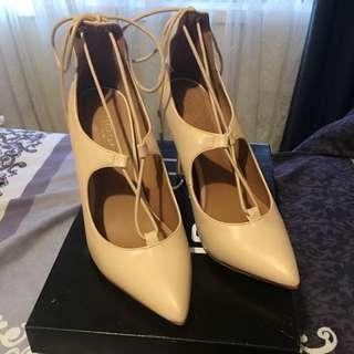 New Look Jessica Nude Heel
