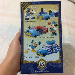 Tomica Disney vehicle Collection