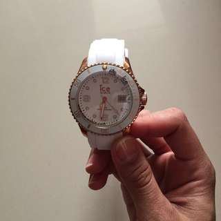 RESERVED [ori] ICE Watch In White Color