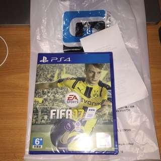 FIFA 17 - PS4 (Brand New)