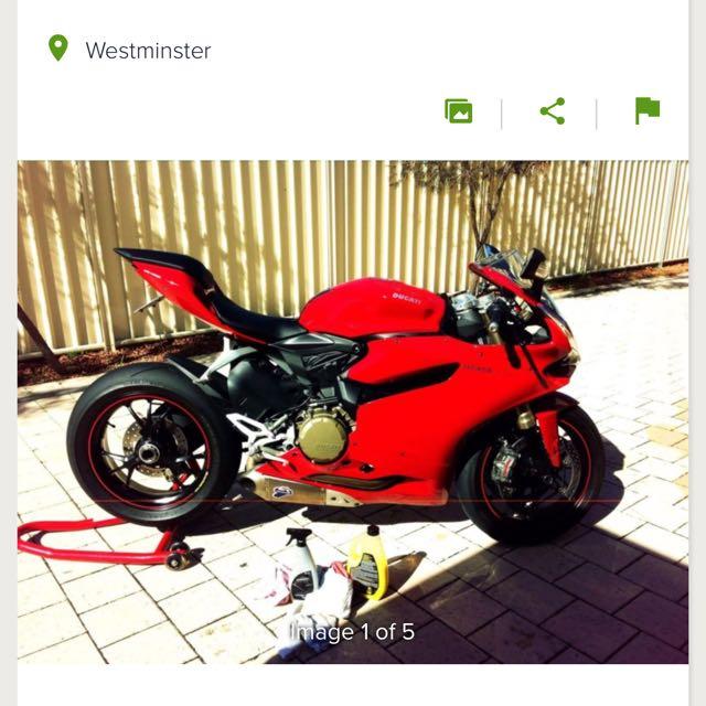 2014 Ducati Panigale 1199