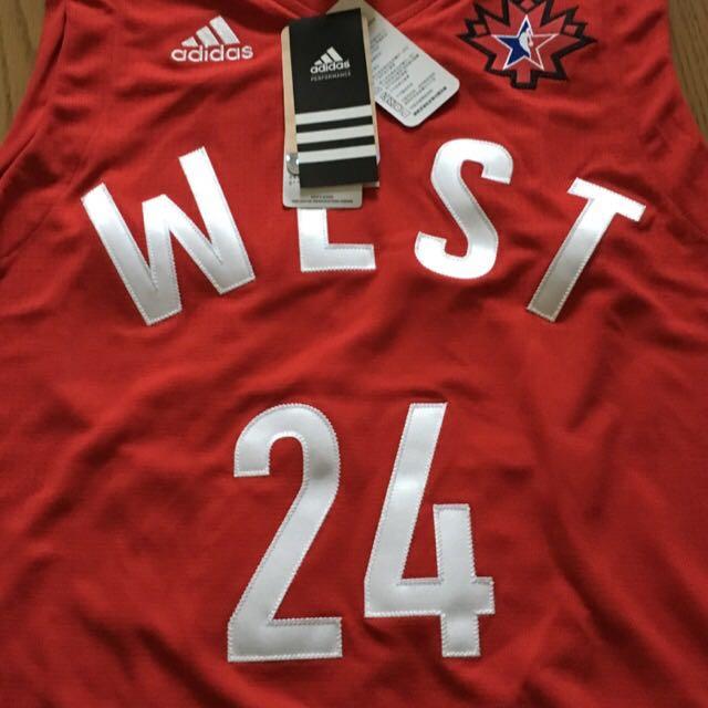 2016 NBA明星賽Kobe 球衣