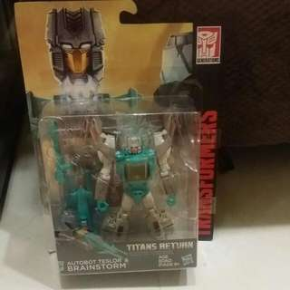 Transformers Titans Returns Brainstorm