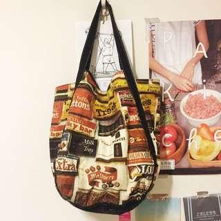 日本買回大大包巧克力圖案
