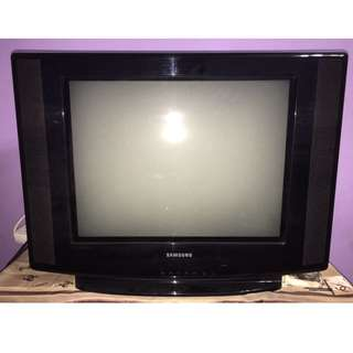 Samsung TV & DVD Player
