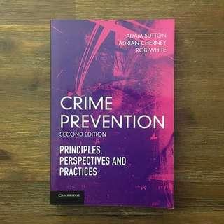 Crime Prevention (2nd Ed)