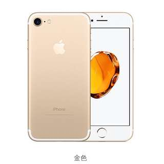 非全新iPhone7 128g 金色