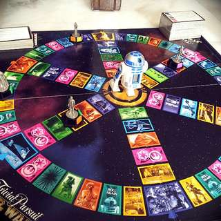 Trivial Pursuit®: Star Wars™ Classic Trilogy Collector's Edition