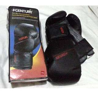 century wrist wrap boxing gloves