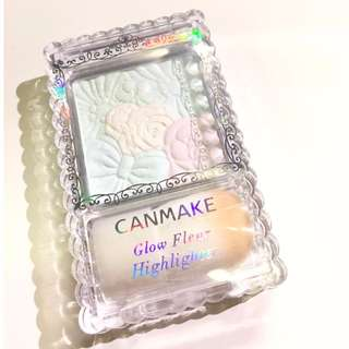 CANMAKE 花漾打亮修容組 876-01