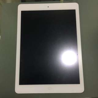 Ipad Air 32GB Wifi Silver