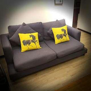 Castlery Coria Sofa Blue