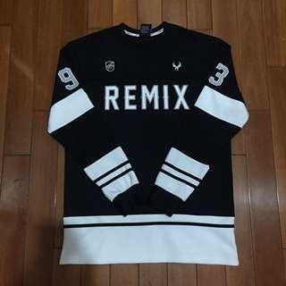 Remix 14' A/W RMX Team Hockey Jersey 橄欖衣