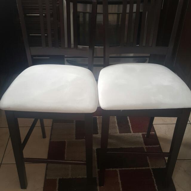 4 Dining Chairs  $130 (Need Gone Asap)