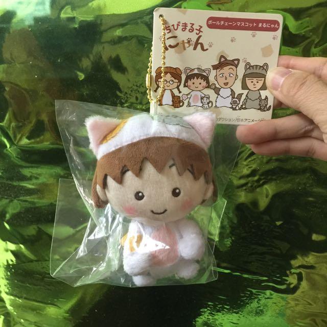 《日本現貨》櫻桃小丸子吊飾玩偶