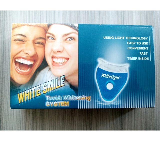 全店免運--冷光牙齒美白組