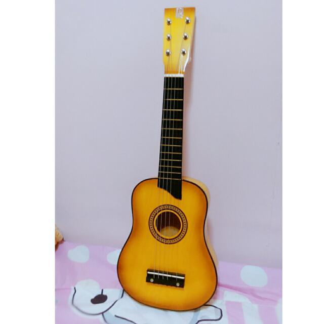 【二手省錢有何不好】可議價 小吉他 可彈  小孩吉他 木吉他 樂器