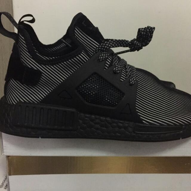 best website ca39f 43b3a nmd xr1 triple black adidas