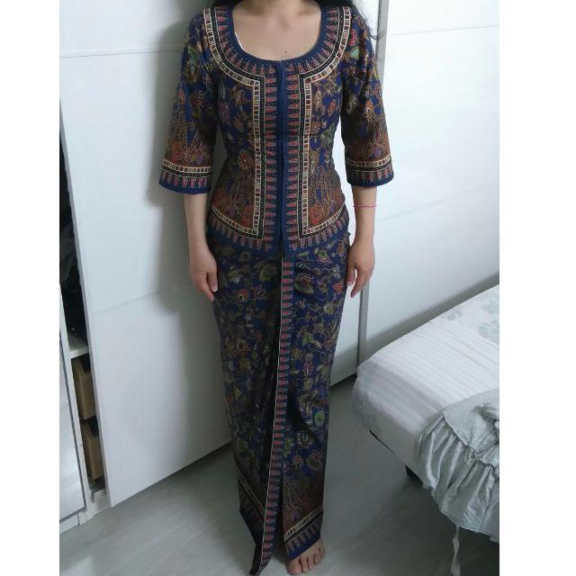 Authentic SIA FSS Cabin crew stewardess uniform, Women's Fashion ...