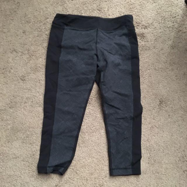 Bench Cropped Leggings Size Xs