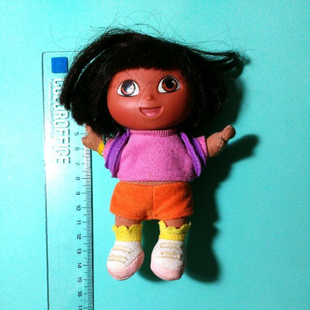 Boneka Dora The Explorer ORI