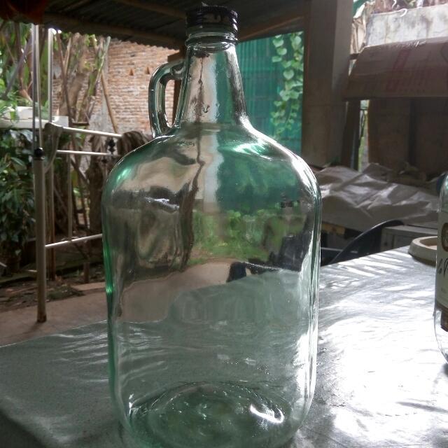 Botol Cantik (Kosong) 4L